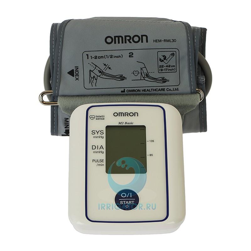 Тонометр OMRON M2 Basic универсальная манжета