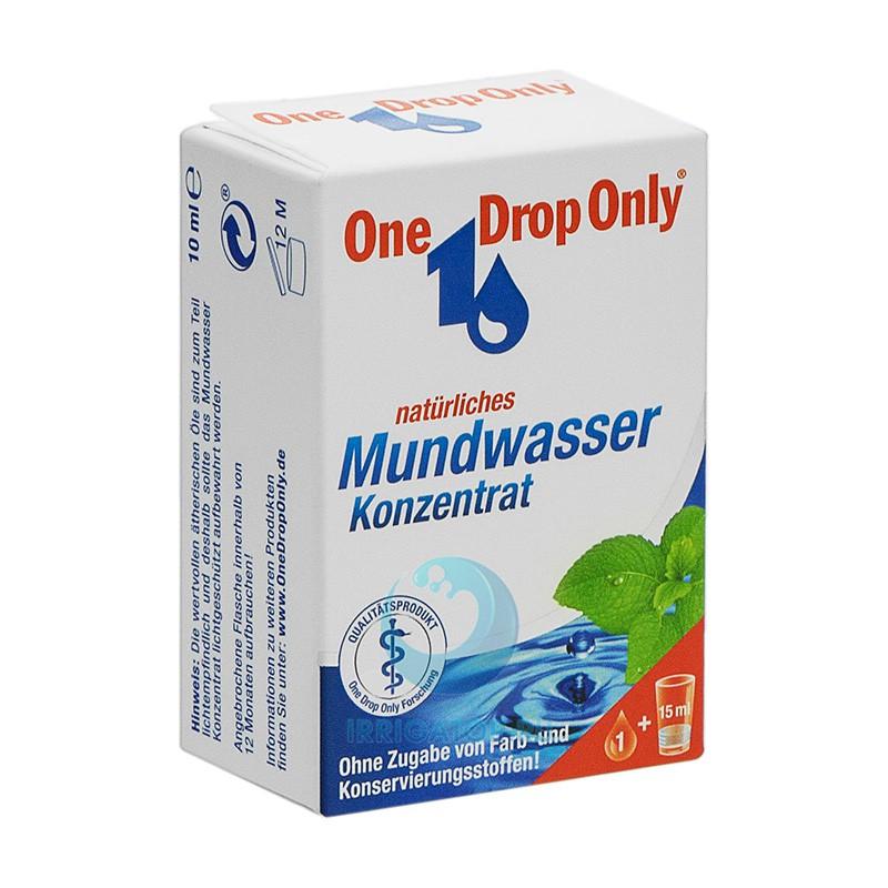 One Drop Only Mundwasser konzentrat ополаскиватель 10 мл