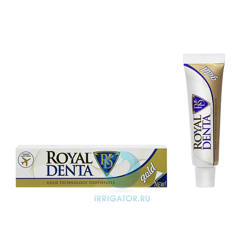 Royal Denta Gold з/п 30 г.