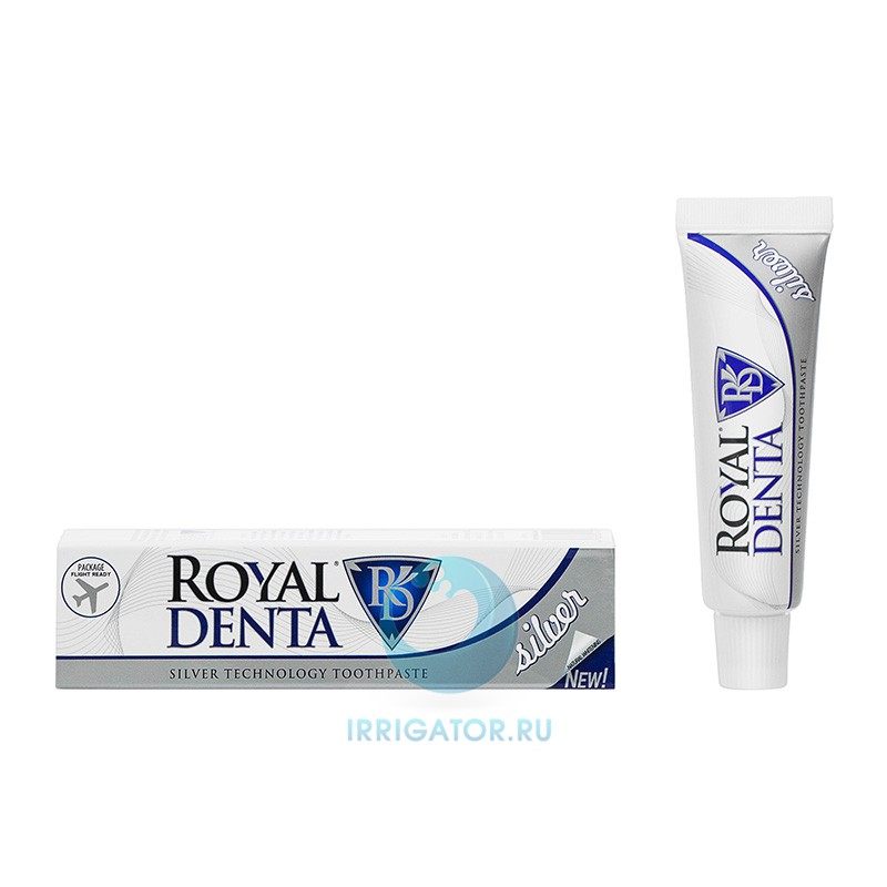 Royal Denta Silver з/п 30 г.