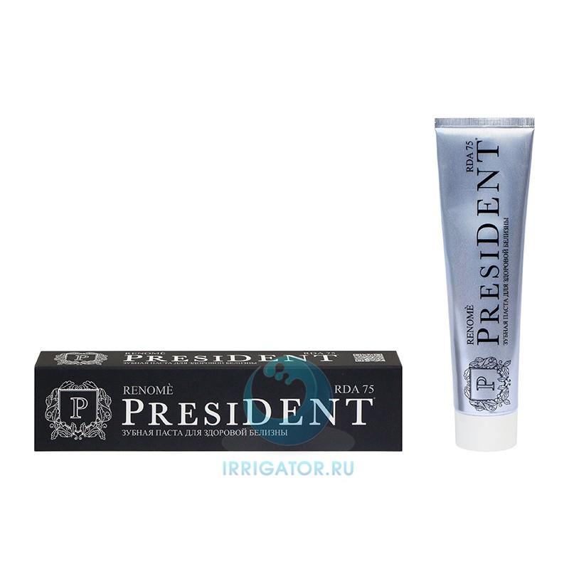 Зубная паста PresiDENT - Renome лечебно-профилактическая, 100 мл