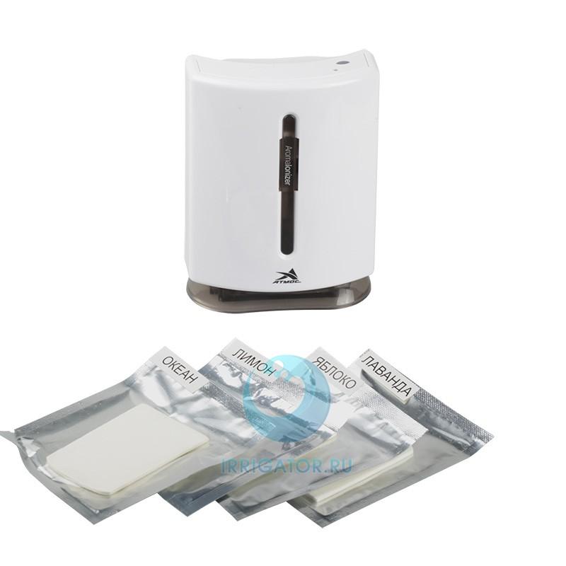 Очиститель - ароматизатор Атмос - вент - 605