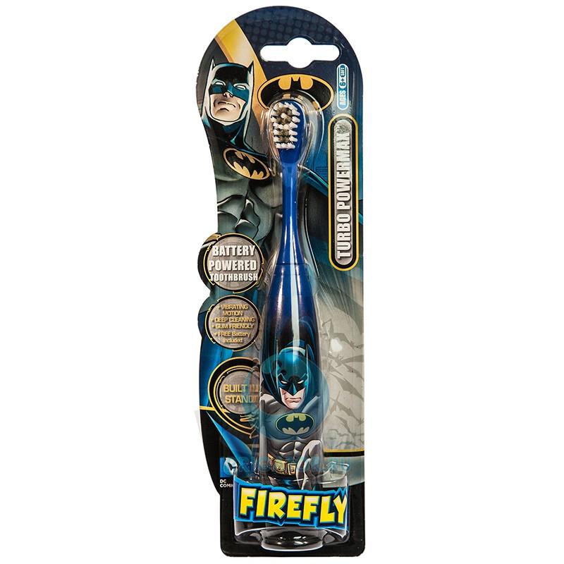 Электрическая зубная щетка Batman от 3 лет