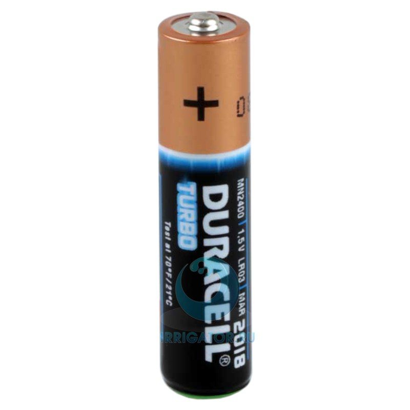 Батерейка Duracell Turbo AAA 1 штука