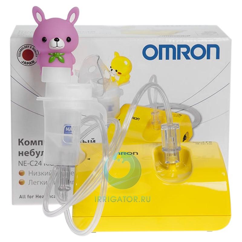 Ингалятор Omron C24 Kids компрессорный