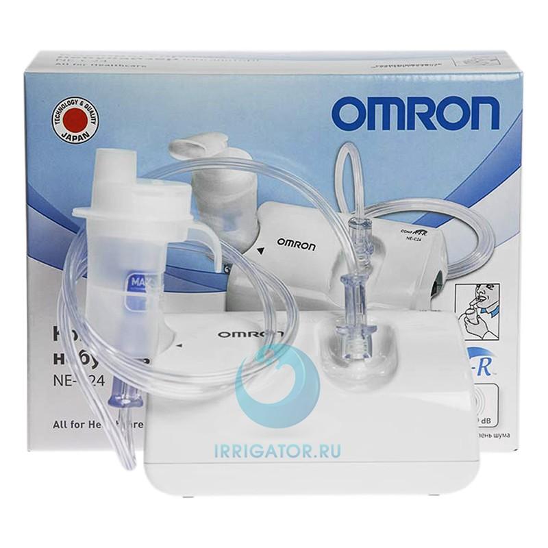 Ингалятор Omron NE-C24 компрессорный