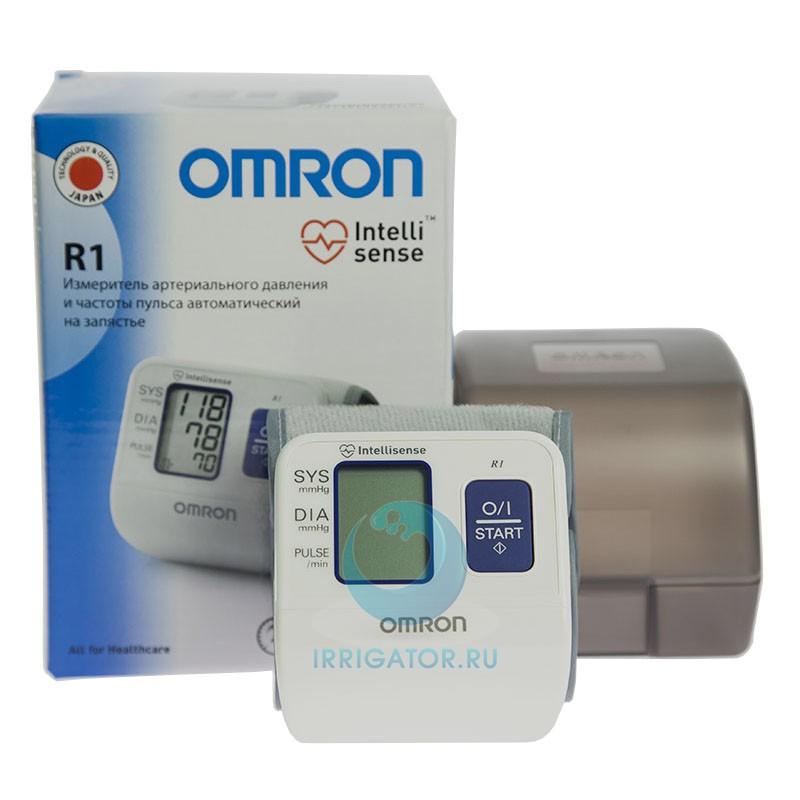 Тонометр OMRON R1 автоматический на запястье