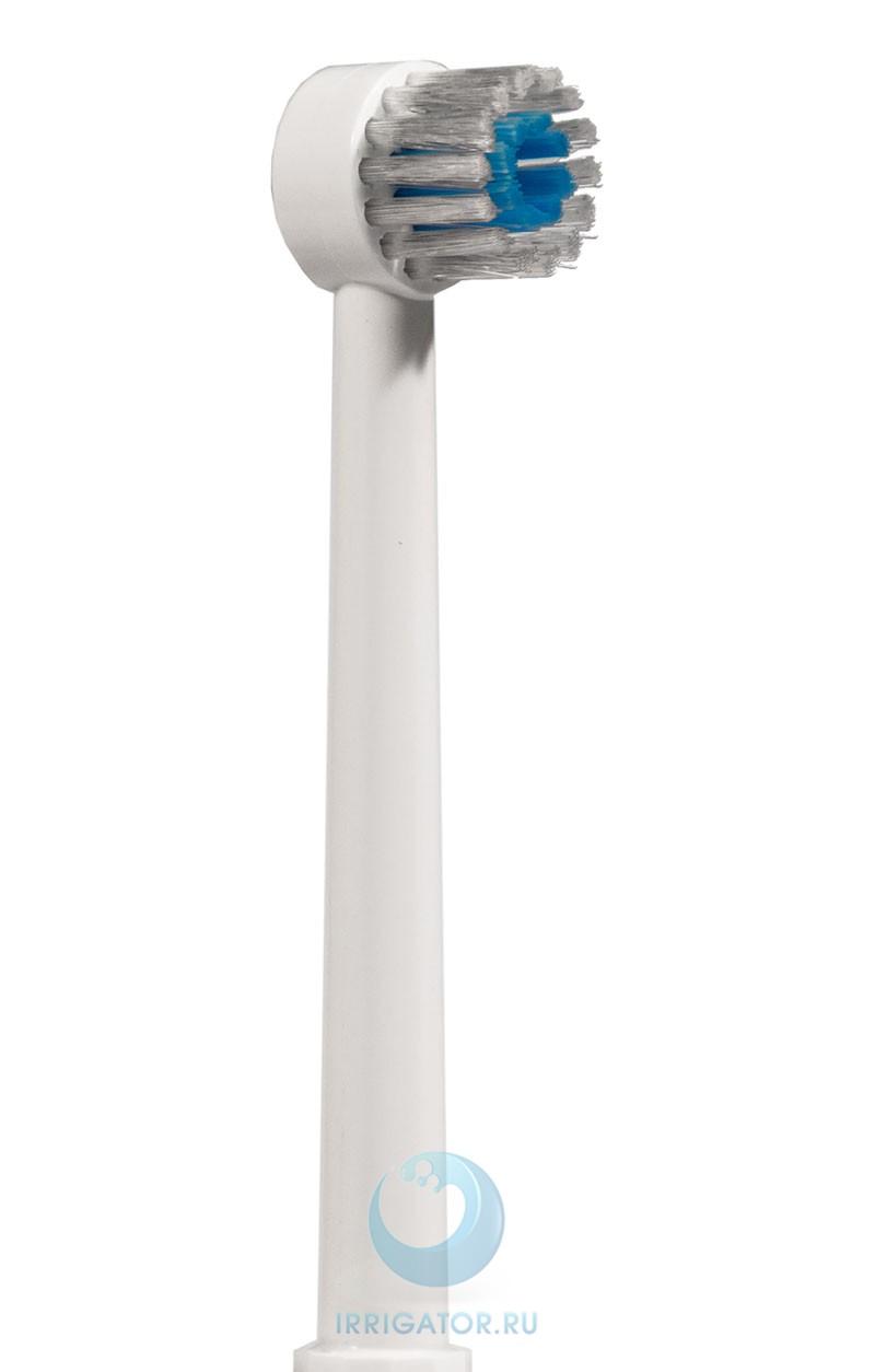 Насадки для Waterpik WP-100, WP-450, WP-360 зубная щетка 1 шт