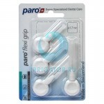 Ершики Paro Flexi Grip White спиралевидные 1.7 мм