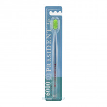 Зубная щетка PresiDENT PROFI 6000, супермягкая