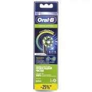 Насадки Braun Oral-B CrossAction Black Edition, 4 шт.