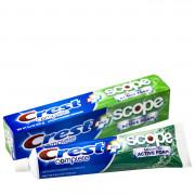 Зубная паста Crest Complete Scope Advanced Active Foam Plus, 232 г