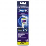 Насадки Braun Oral-B 3D White, Clean Maximiser, 4 шт