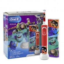 Braun Oral-B Vitality Kids D100 Pixar, от 3 лет