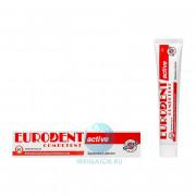 Зубная паста Eurodent Competent Active активная защита, 75 мл
