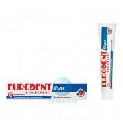 Зубная паста Eurodent Competent Fluor реминерализирующая, 75 мл