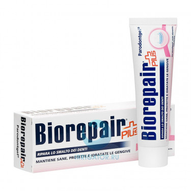Зубная паста Biorepair Plus paradongel, 50 мл
