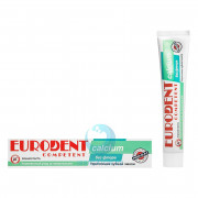 Зубная паста Eurodent Competent Calcium, 75 мл