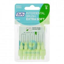 Ершики TePe Extra Soft Green 0.8 mm, 6 шт