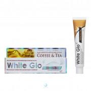 Зубная паста White Glo для любителей кофе и чая, 100 г