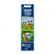 Насадки Braun Oral-B Stages Power Mickey Mouse детские, 2 шт