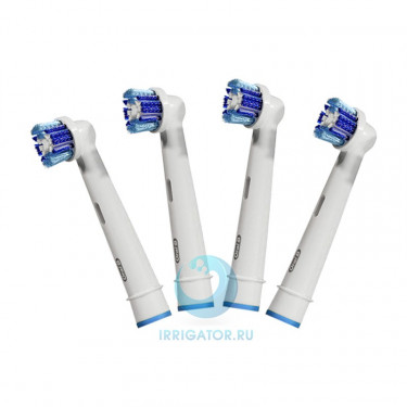 Насадки Braun Oral-B Precision Clean, 4 шт