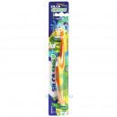 SILCA CROCO 2-10 детская зубная щетка мягкая