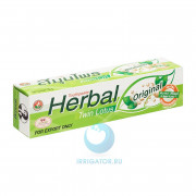 Зубная паста Twin Lotus Herbal Original, 100 мл