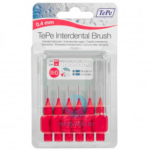 Ершики TePe Interdental Brush 0.4 мм Pink