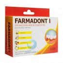 Пластины Farmadont I при воспалении полости рта