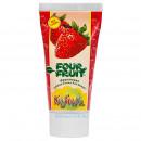 Зубная паста Four Fruit вкус клубники, 60 мл