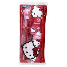 Набор Hello Kitty HK-8 щетка с колпачком + паста + зубная нить