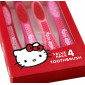 Зубная щетка Hello Kitty HK-9, 4 шт