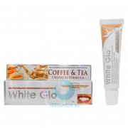 "Зубная паста White Glo ""Coffee & Tea"" Drinkers Formula отбеливающая, 24 мл"
