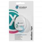 Зубная нить Mirafloss tape white