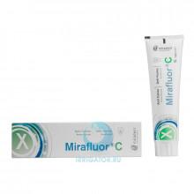Зубная паста Mirafluor C с аминофторидами, 100 мл