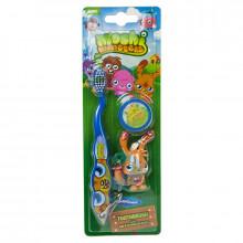 Зубная щетка Moshi Monsters с брелком от 3 лет