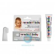 Зубная паста Nenedent Baby для первых зубов, 50 мл
