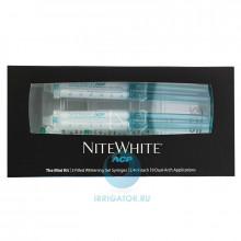 Система Nite White ACP отбеливающая 16 процентов - 3 шприца
