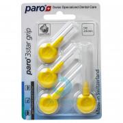 Ершики Paro 3Star-Grip треугольные 2,6 мм