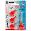 Ершики Paro Flexi Grip Pink спиралевидные 1.9 мм