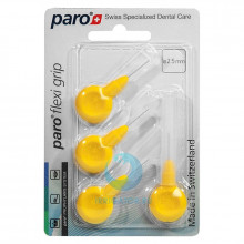 Ершики Paro Flexi Grip Yellow 2,5 мм