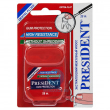 Флосс PresiDENT Gum Protection 20 м