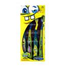 Зубная щетка Spongebob Sb-9 на присоске,...