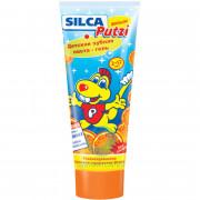 Зубная паста SILCA Putzi Апельсин 2-12 лет, 75 мл