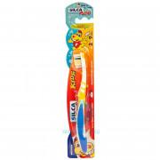SILCA Putzi Kids 3-9 лет детская зубная щетка