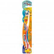 SILCA Putzi Junior 6-12 лет детская зубная щетка