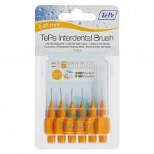 Ершики TePe Interdental Brush 0.45 мм Orange