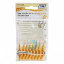 Ершики TePe Interdental Brush extra soft 0.45 мм Orange