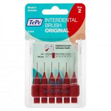Ершики TePe Interdental Brush 0.5 мм Red